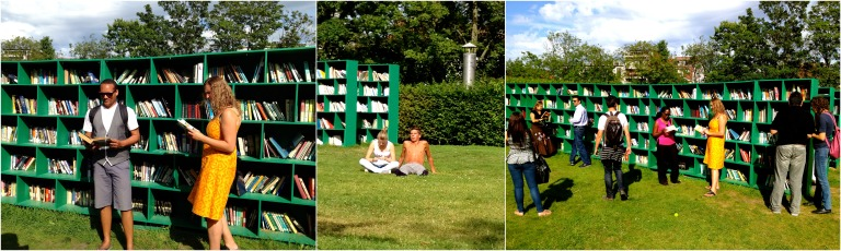 Open Air Library