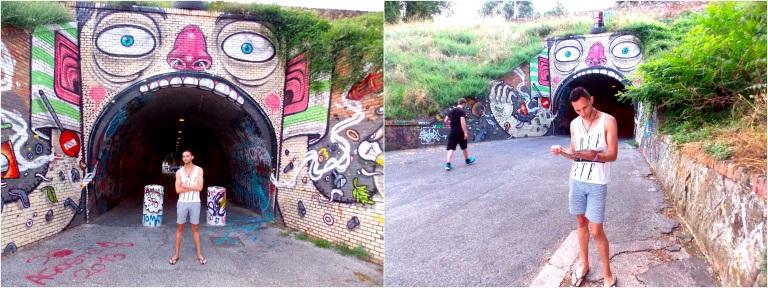 Mr Thoms, Tunnel via Decio Mure