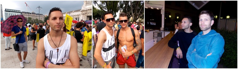 From gay pride events in Berlin and Milan to the Johannisnacht Festival in Mainz or the 4 daagse in Nijmegen there is a party just around the corner if only you will look